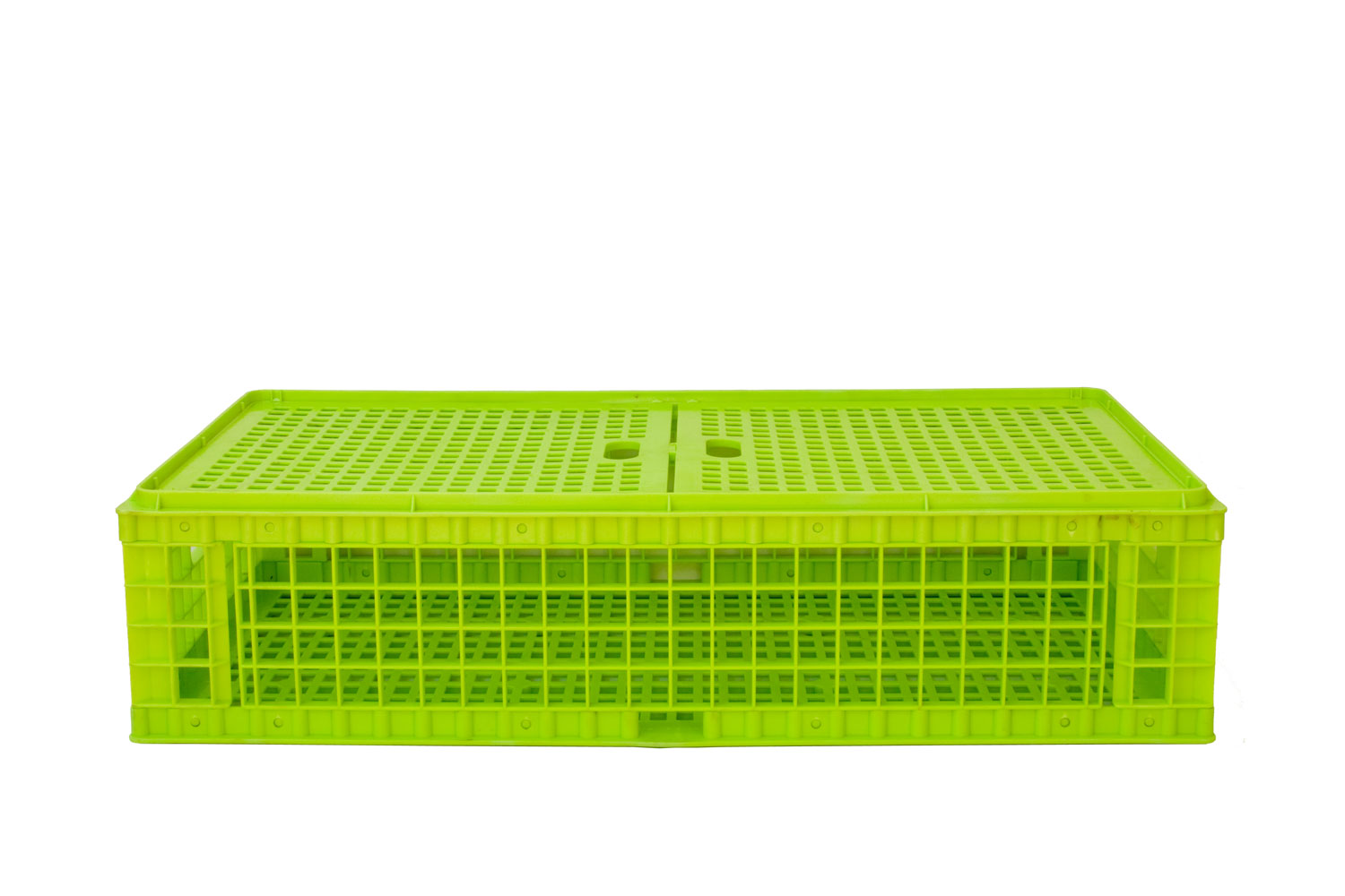 Poultry cage for transportation of live stocks
