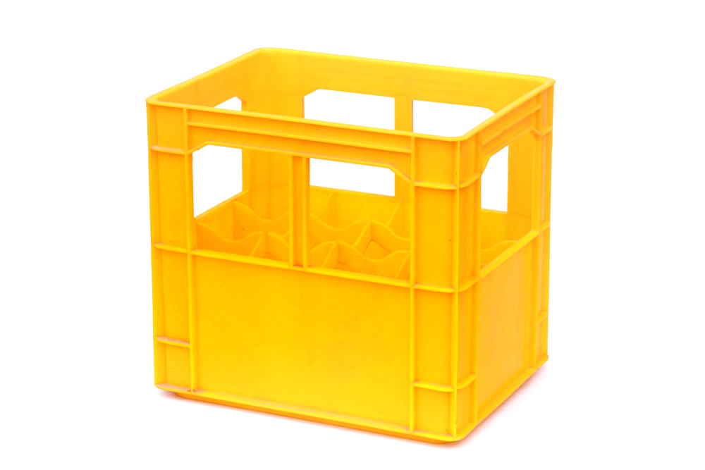 Non-alcoholic beverages crates - 400х300х370mm