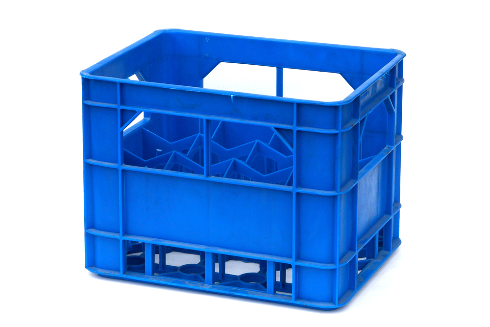 Vegetable oils crates - 400х300х305mm