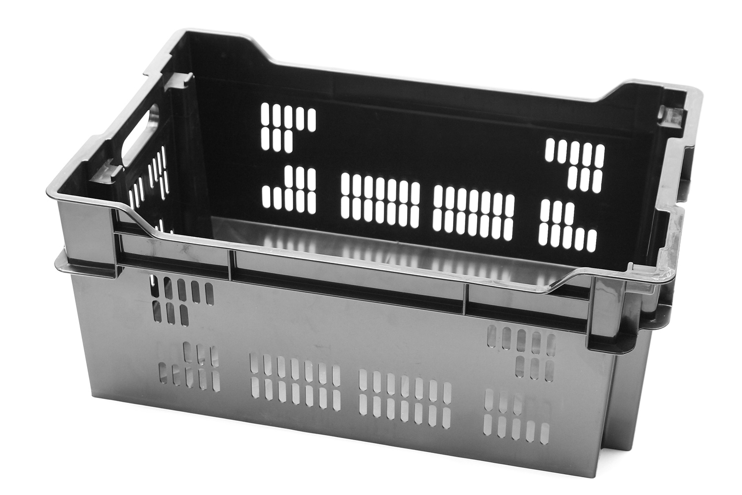 Meat and sausages crates - 600x400x230mm