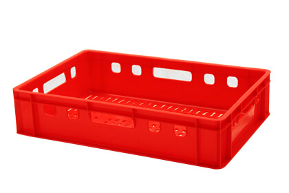Food products crates - 600x400x125mm 4 | снимка 1